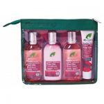 Dr Organic Mini Travel Pack Rose Otto