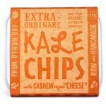 Extraordinary Foods Cashew 'cheese' Kale Chips