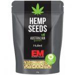 Em Superfoods Hemp Seeds - Hulled