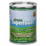 Green Nutritionals Green Superfoods