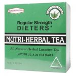 Nutri-Leaf Dieter's Tea Regular