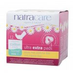 Natracare Ultra Extra Pads Wings Normal