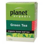 Planet Organic Green Tea Refill