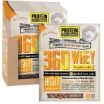 Protein Supplies Aust. 360 Whey Chocolate Sachets