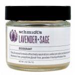 Schmidt'S Lavender & Sage Deodorant Jar